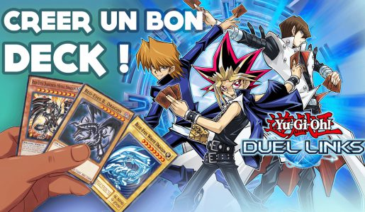 4 CONSEILS pour créer ton Deck | Yu-Gi-Oh! Duel LINKS – FR【Play Games】