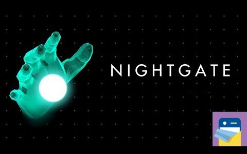 Nightgate : iOS iPhone 6S Gameplay Walkthrough review (by Semidome Inc.)【Play Games】