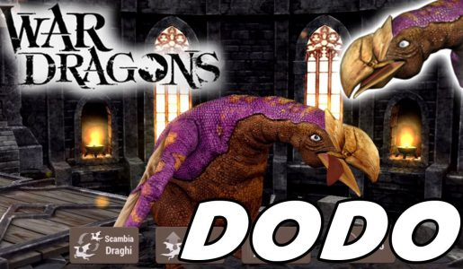 War Dragons – How to Breed Dodo【Play Games】