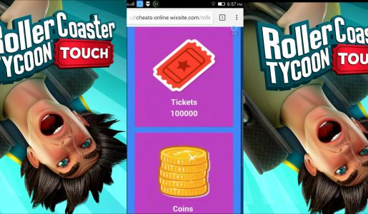 RollerCoaster Tycoon Touch(RCT) Hack Cheats – How to Unlock All Items【Android & iOS】