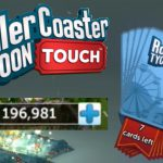 Roller Coaster Tycoon Touch (RCT Touch) More Packs, Saving Money & a Little Building #7
