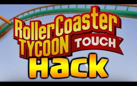 RollerCoaster Tycoon Touch Hack | Unlimited Coins and Tickets【Play Games】