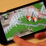 RollerCoaster Tycoon Classic for iOS First Look【Play Games】