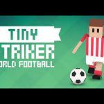 Tiny striker world champion #1| I HIT HIM IN THE NUTS【Play Games】