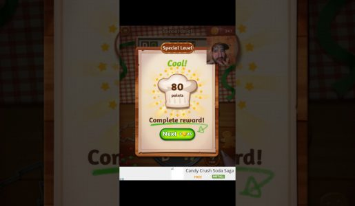 WORD COOKIES Part 1 / Free To Play Android Mobile Gameplay HD Video【Play Games】