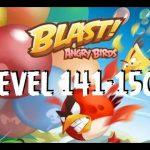 Angry Birds Blast – Level 141-150 – Gameplay/Walkthrough – iOS/Android【Play Games】