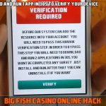 Big Fish Casino (BFC) hack cheat – FREE CHIPS GLITCH!【Android】