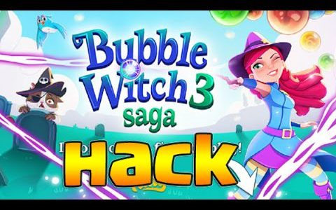 Bubble Witch 3 Saga Hack – Unlimited Boosters and Lives【Play Games】