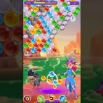Bubble Witch 3 Saga Walkthrough Level 154 ~ Fill Nero's Orb To Win ~ 3 stars ~ no boosters