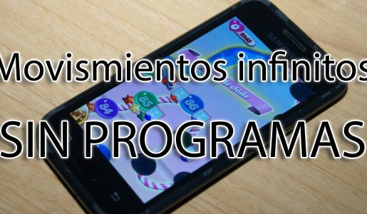 Vidas infinitas candy crush saga android sin programas【Play Games】