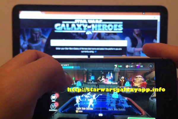 star wars heroes hack android