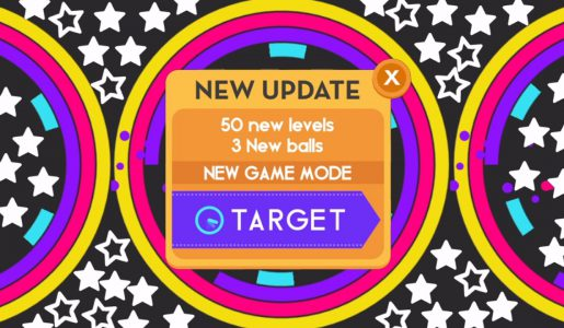Color Switch TARGET LEVELS 1-50 walkthrough review【Play Games】