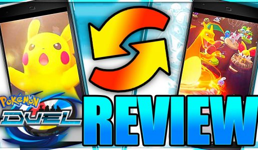 Pokémon Duel Legit walkthrough  Review【 Gameplay】