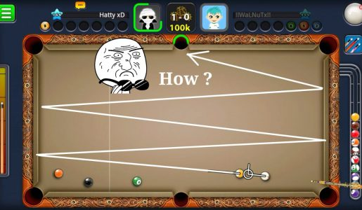 8 Ball Pool Walkthrough 200 BILLION COINS SPECIAL – Level 444 – Walnutx –