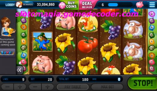 Slotomania Free Slot hack and cheats get unlimited coins 2017【Android & iOS】