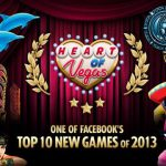 Heart of Vegas Gameplay Review for iOS: iPhone / iPad【Free Game】