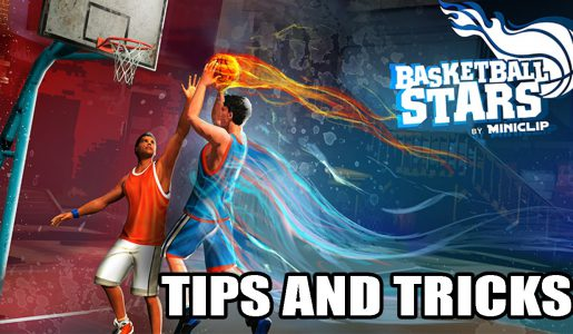 Basketball Stars: Tips & Tricks Gameplay Review【Android iOS】