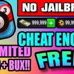 How To Hack 8 Ball Pool! Unlimited Coins & Bux (No Jailbreak) Cheat Engine 6.4