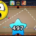8 Ball Pool 1000 Billion Coins Fernando Level 497 OMG Berlin Total indirects #2【Gameplay】