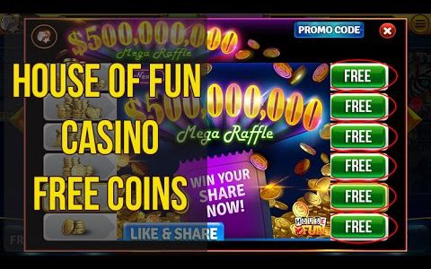 House Of Fun Hack Cheat- Get Free Coins! Daily up to 25 Millions Coins