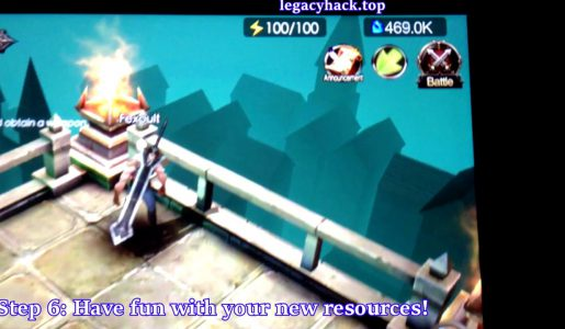 Legacy Of Discord Hack – MOD Apk – iOS Android【unlimited resources】