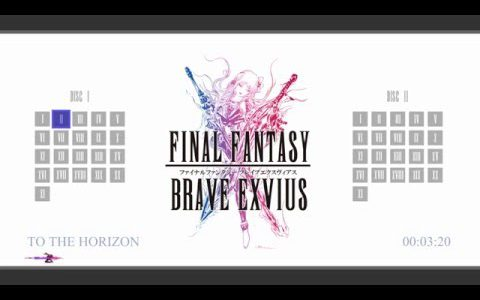 Final Fantasy Brave Exvius OST(Original Soundtrack) / BGM 【HQ】