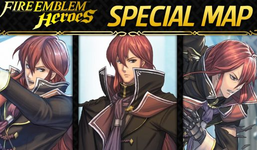 Fire Emblem Heroes (FEH) Walkthrough : Special Map – Grand Hero Battle: Michalis [Lunatic]