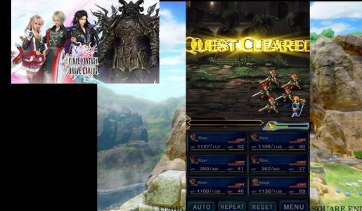 Final Fantasy Brave Exvius Tips Tricks【Cheats】