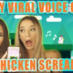 Chicken Scream – CRAZY VIRAL VOICE GAME【Gameplay Review】