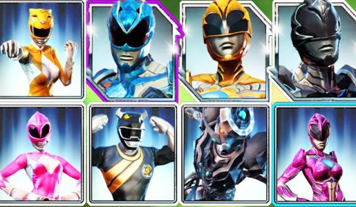 Power Rangers: Legacy Wars – League 1 Angel Grove All Characters Unlocked[Walkthrough]