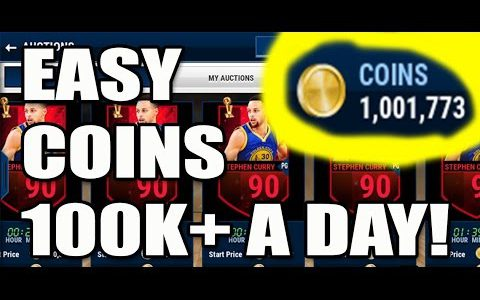 NBA live mobile hack cheat – Unlimited Coins and NBA Cash [ios/android]