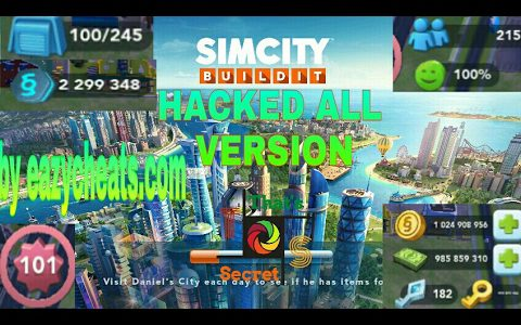 SimCity BuildIt Mod Apk [Hack Cheat]