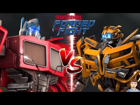Transformers: Forged to Fight | HACKED FREE GAMES VIDEOS