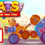 CATS: Crash Arena Turbo Stars – Gameplay Walkthrough pt1 Build & Battle Robots! [iOS, Android]