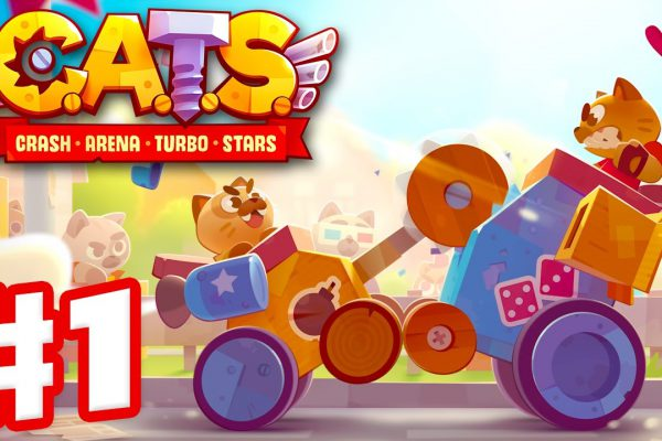 cats crash arena turbo stars hack mod apk