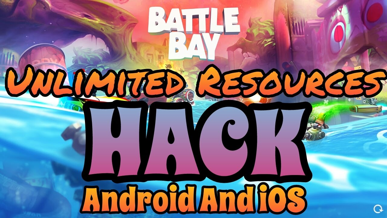 Battle Bay Hack Cheats Pearls 2017 Working No Jailbreak[Android iOS