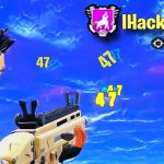 ULTIMATE Fortnite hacked cheat Compilation